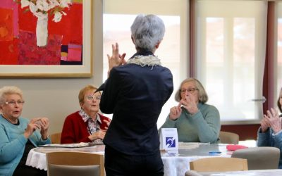 The sign language project aiming to improve the lives of older Australians